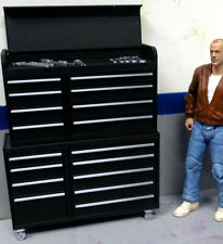 Tool Box Master Set 1/10 scale Shop Garage Crawler Doll House Accessories