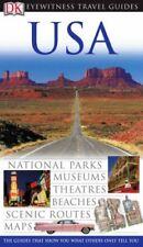 USA (DK Eyewitness Travel Guide),Collectif