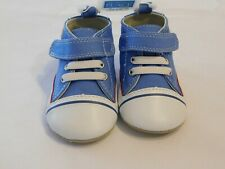 The Children's Place Boy's Baby Crib Shoes Size Variations Blue 549259 NWT NEW