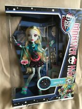 MONSTER high LAGOONA BLUE Ghouls Night Out ottime condizioni
