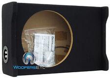 "PIONEER UD-SW250D 10"" SINGLE LOW PROFILE ENCLOSURE SHALLOW SUBWOOFER SPEAKER BOX"