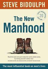 The New Manhood by Steve Biddulph (Paperback, 2013)