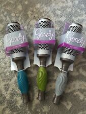 """NEW Wholesale lot 12pc GOODY Eazy Grip Styling Blowdry Brush Ion  1 1/2"""""""