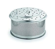 LotusGrill Ersatz Edelstahl-Kohlebehälter XL für den raucharmen Holzkohlegrill