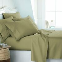 Home Collection Youth Bedding Ultra Soft 6 Piece Bed Sheet Set Hypoallergenic MY