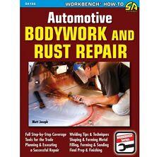 Automotive Bodywork & Rust Repair Car TEch SA166