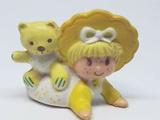 New ListingButter Cookie Crawling Strawberry Shortcake Pvc Character Vintage 80s