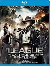 The League of Extraordinary Gentlemen (Blu-ray Disc, 2013, Canadian)