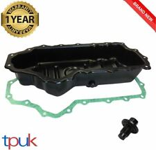 FORD FOCUS TRANSIT CONNECT GALAXY SMAX OIL PAN SUMP + PLUG + GASKET 1.8 DIESEL