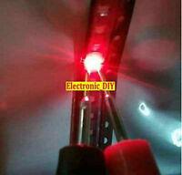 100pcs SMD 0603 Red Super Bright LED Lamp Light Emitting Diode LEDs