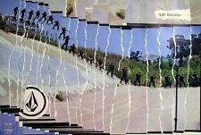 VOLCOM 2003 RYAN SHECKLER skateboard SICK sequence poster New Old Stock