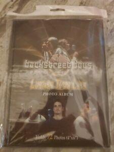 Backstreet Boys Larger Than Life Photo Album new in plastic (o)