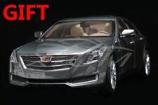 Car Model Cadillac CT6 1:18 (Grey) + SMALL GIFT!!!!!!!!!!!