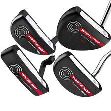 New Odyssey Golf White Hot Pro 2.0 Black #1 Putter - Choose Length & Grip