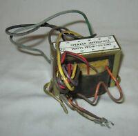 Vintage PEERLESS Altec Lansing 15065 70 Volt Line Audio Transformer