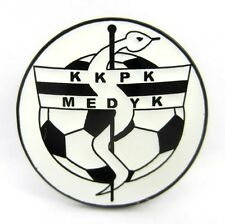 KKPK Medyk Konin Polish Women's Football Club Pin Badge Enamel 1985