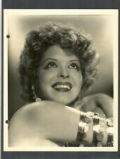 SEXY AND BEAUTIFUL CLARA BOW BY OTTO DYAR - EXC COND KEY BOOK PHOTO - IT GIRL