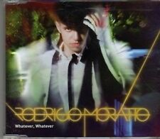 (CD943) Rodrigo Moratto, Whatever, Whatever - 2010 DJ CD