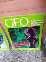 Geo, Heft 7, Juli 1994, Das neue Bild der Erde