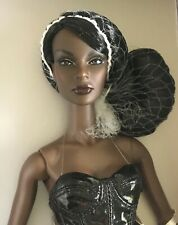Sweet Venom Jordan Duval Close-up Fashion Royalty Boudoir Collection Nrfb Doll