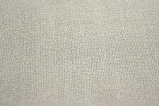 """LIGHT GREY PINPOINT OXFORD 80% RAYON 20% POLYESTER SHIRTING APPAREL FABRIC 58""""W"""