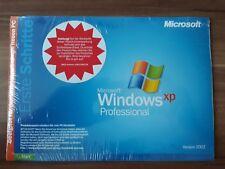 E 85 05729 Microsoft Windows XP Professional W SP 3 Liz