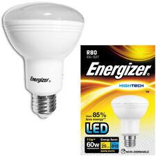 3 x LED R80 11w = 60w Screw Cap ES E27 Edison Screw Energy Saving Light Bulbs