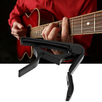 Guitar Tuner Clamp Profession Key Trigger Capo for Electric Acoustic Instruments
