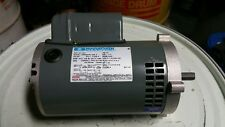 MARATHON ELECTRIC MOTOR 56B34D144 1 1/2 hp  3450 RPM 115/208-230 VOLTS 56C 363