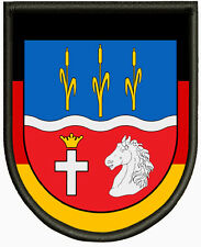 Wappen von Ziethen Aufnäher ,Pin, Aufbügler