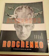 Aleksandr Rodchenko Museum of Modern Art book very good