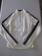 DKNY Jeans Sweater in Ivory and Black / Long Sleeves / Size Small / BNWOT