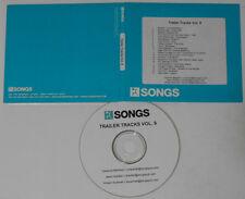 X Ambassadors, Shinedown, Mowgli's - Trailer Tracks V.9 - U.S. Promo CD