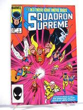 *Squadron Superme 35 Book SETS! Gruenwald, Straczynski!