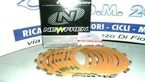 Serie Discos Embrague NEWFREN Racing F1503R KTM EXC Six Days (2T) 250 2012 2013