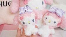 Sanrio My Melody Sakura Bag Charm Plush Stuffed Doll Small Figure 5''