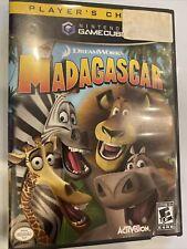 Madagascar Nintendo GameCube Activision  DreamWorks Animation Bink Video