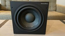 B&W ASW610 Matt Black Powered Sub Woofer Bowers Wilkins / Hi End / NICE LOOK