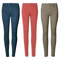 Women`s M&S Mid Rise Super Skinny Jeans UK Sizes 6 to 22 in 10 Colour Options