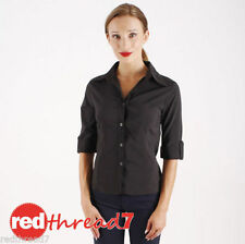 Women's Career Solid Polyester Tops & Blouses