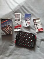 Vintage And Rare Travel Version CONNECTIONS 1992 fully complete with instruction