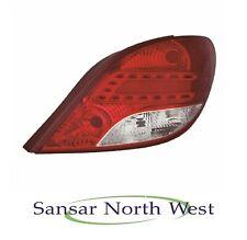 Peugeot 207 2010-2013 Hatchback LED Rear Tail Light Lamp Pair Left /& Right