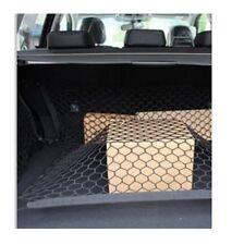 110cm*50cm Envelope Style Nylon Mesh Trunk Cargo Net For SUV Elastic String Hook