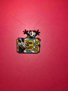 Hong Kong Disney HKDL Oswald Pin Carnival Ticket LE 1000
