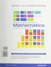 A Problem Solving Approach to Mathematics for Elementary School Teachers, Books
