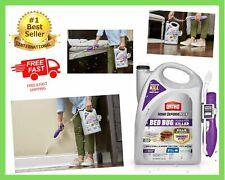 Bed Bug Egg Flea and Tick Killer Spray Ortho Poison Treatment Home Apartment New