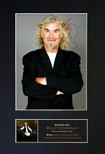 #176 BILLY CONNOLLY Reproduction Signature/Autograph Mounted Signed Photograph
