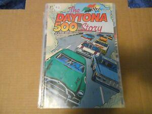 The Daytona 500 Story #1 (Vortex 1991) Copper Age Nascar Racing Comic 9.2 NM
