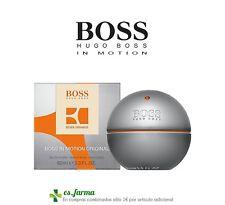 HUGO BOSS ORANGE PARFUM BOSS IN MOTION ORIGINAL EAU DE TOILETTE HOMME 90ML MAIN