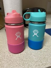 New Listing2 Hydro Flask 12 Oz Water Bottles